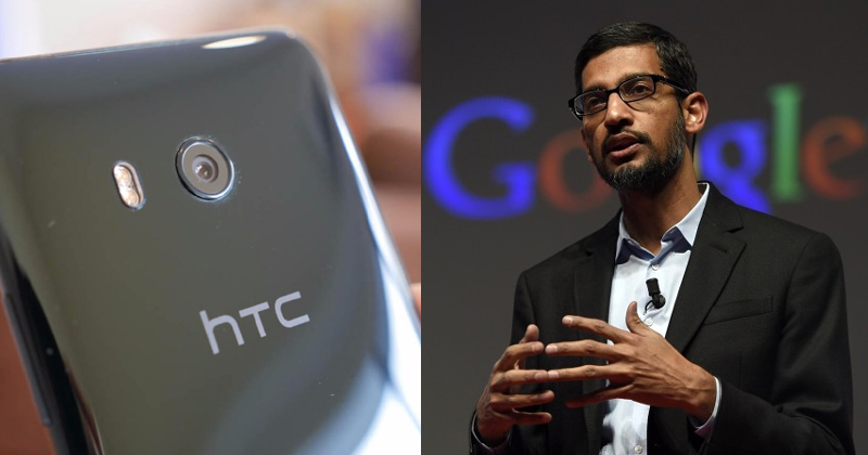 Google Is Ready Buy HTC