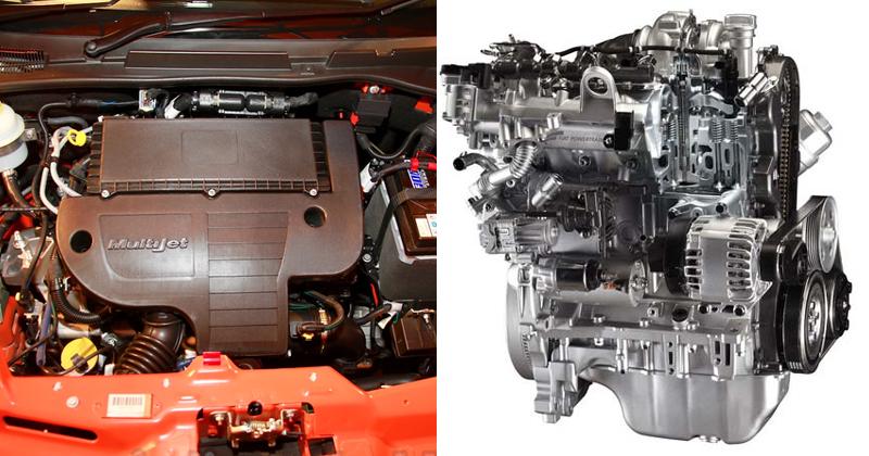 Multijet Diesel Engine