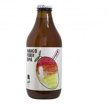 Passionfruit beer