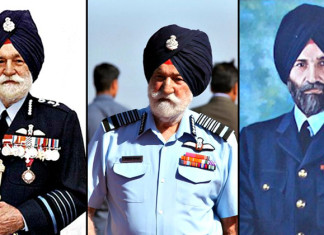 RIP Arjan Singh