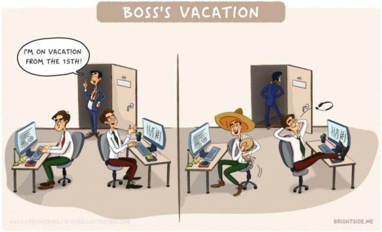 office life illustrations (10)