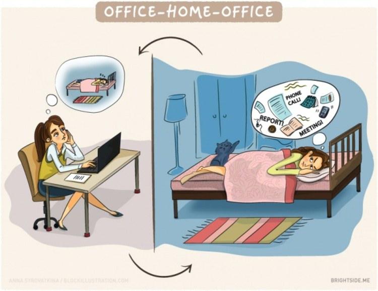 office life illustrations (5)