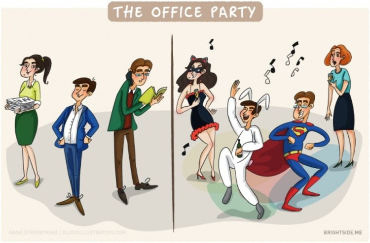 office life illustrations (9)