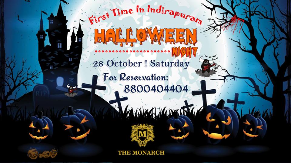 5 Halloween Parties Your Can Enjoy In Delhi NCR (2)