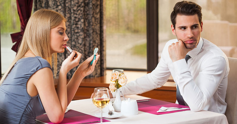 Avoid On The First Date