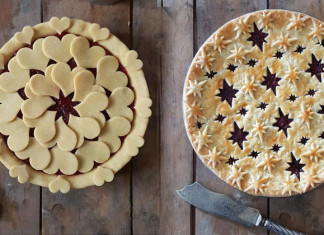Beautiful Pie Design