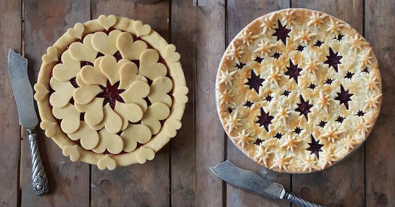 Beautiful Pie Design