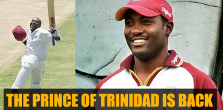 Brian Lara Hits a Big One in UAE