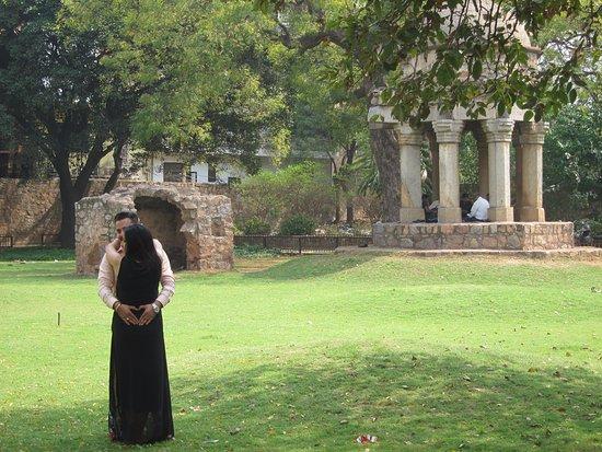 Deer Park and Hauz Khas Fort