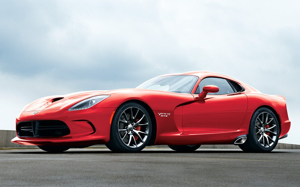 Why 2017 S Dodge Viper Is Your Fire And Ice On 4 Wheels