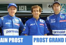 Alain Prost- Prost Grand Prix