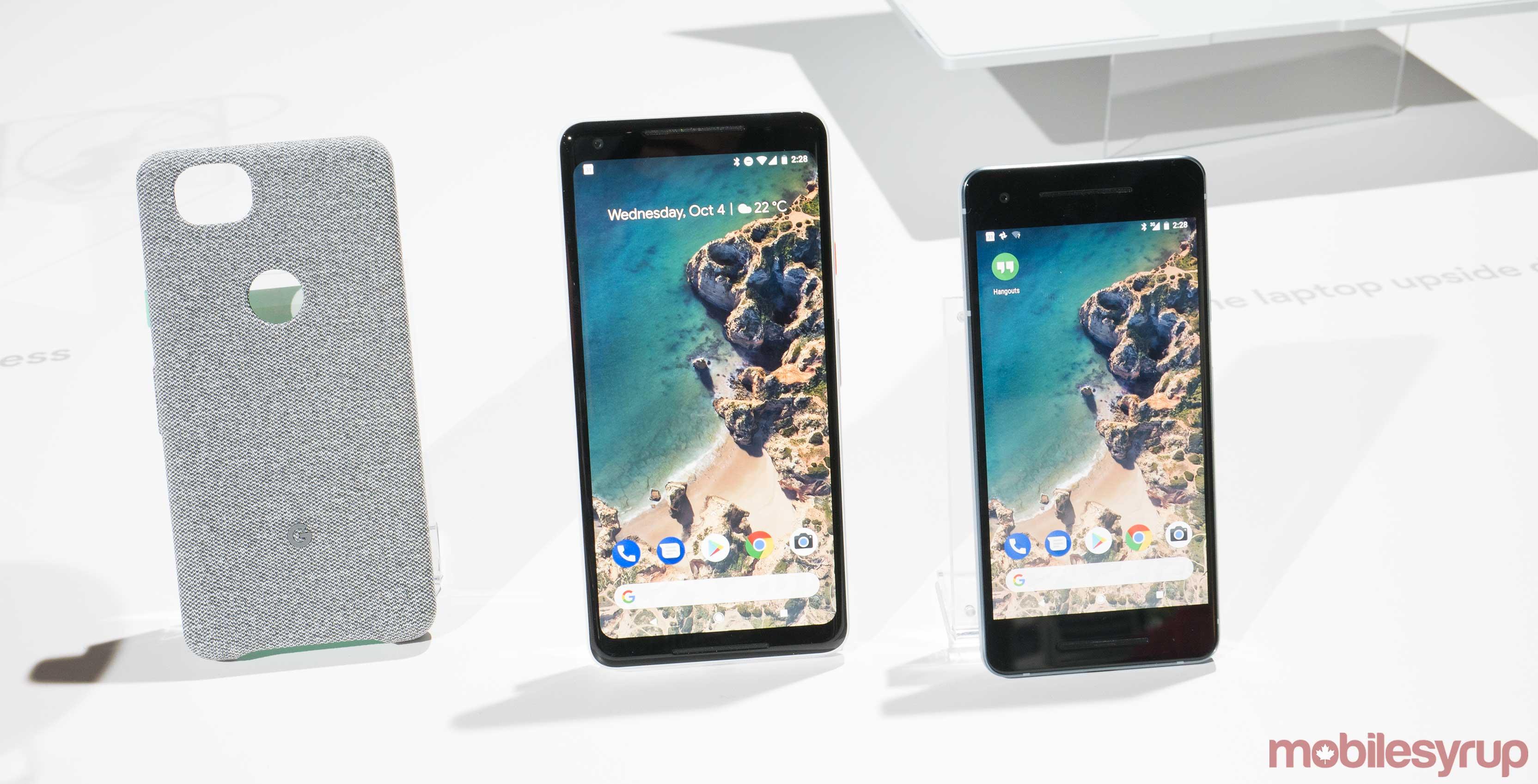 Google Pixel 2 and Google Pixel 2 XL review