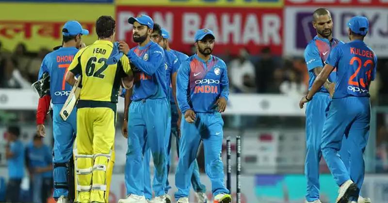 India vs Australia 2017, 2nd T20I