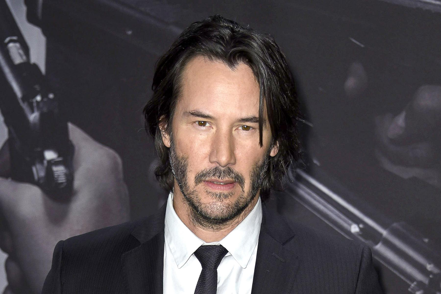 How's Keanu Hip At 53,...
