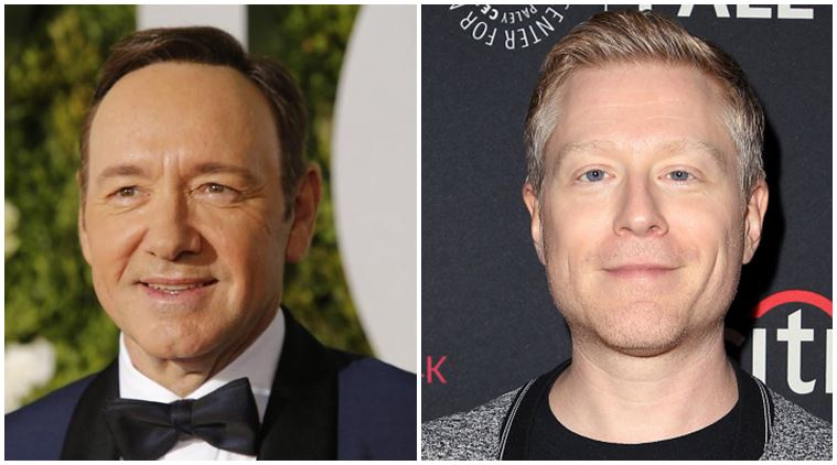 Kevin Spacey Apologises To Anthony Rapp