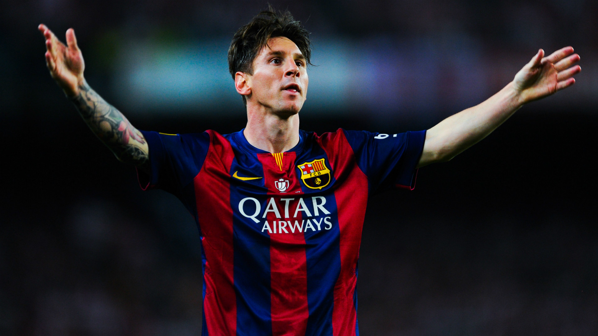 Watch: Barcelona Shares Lionel Messi's Prodigious Footage ...