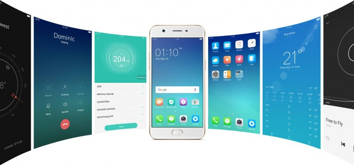 Oppo F3 Lite Specifications