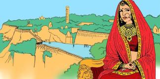 Rani Padmavati's City Chittorgarh