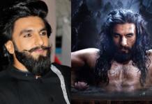 Ranveer Singh As Alauddin Khilji
