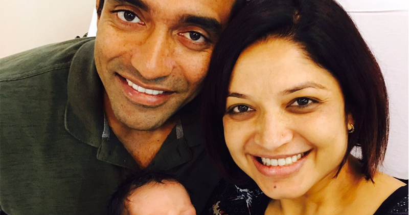 Robin Uthappa Blessed With A Baby Boy And There Is A Pakistani Connection To It