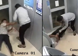 This Brave Security Guard Stopped ATM Robbery At The Cost Of His Life!