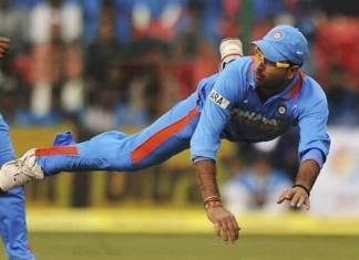 Yuvraj Singh Best Catches