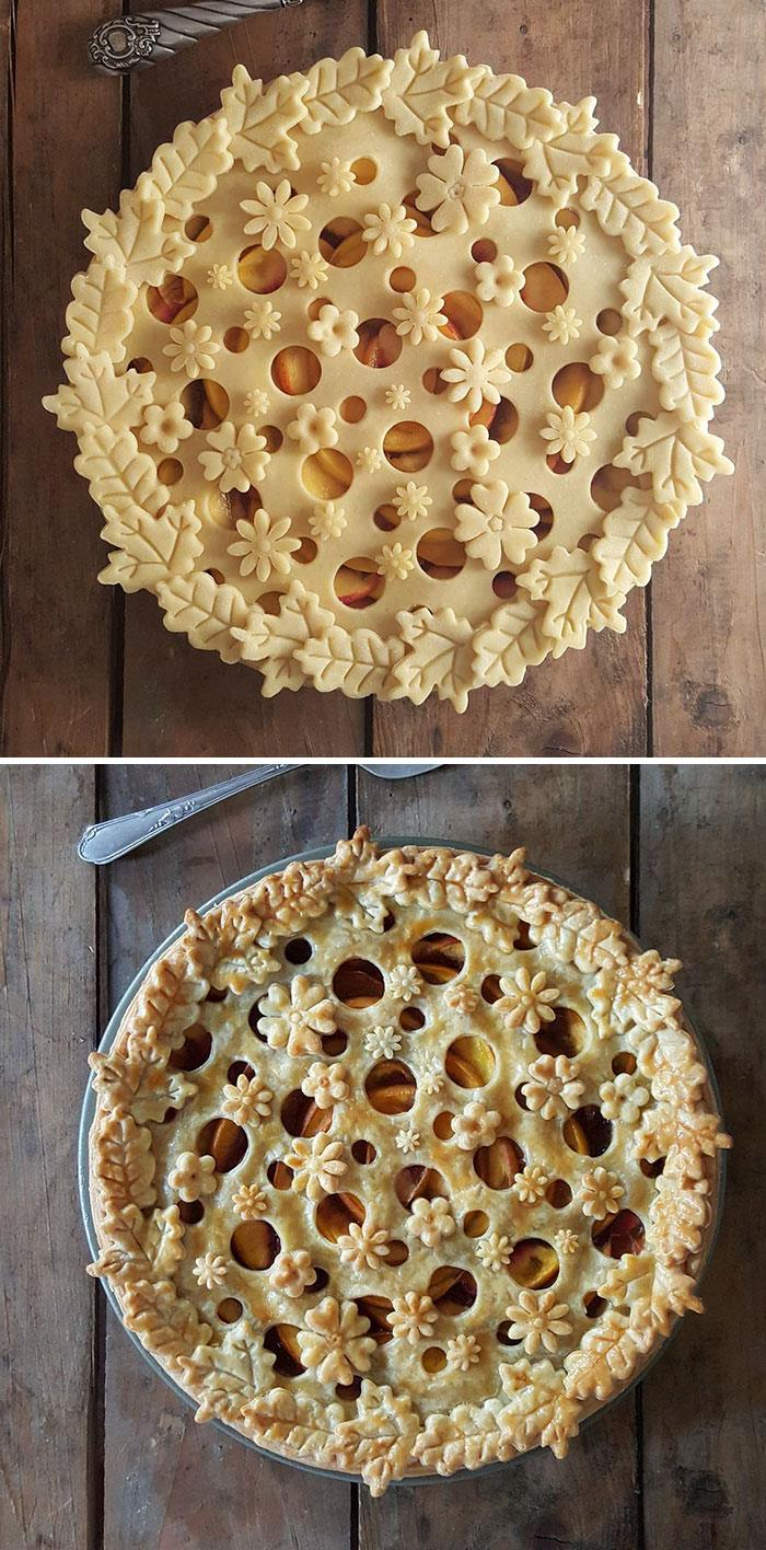 beautiful pie designs 1