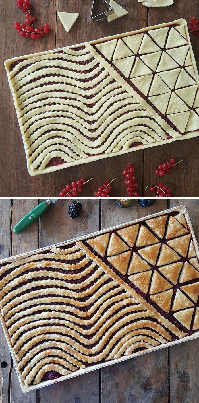 beautiful pie designs 11