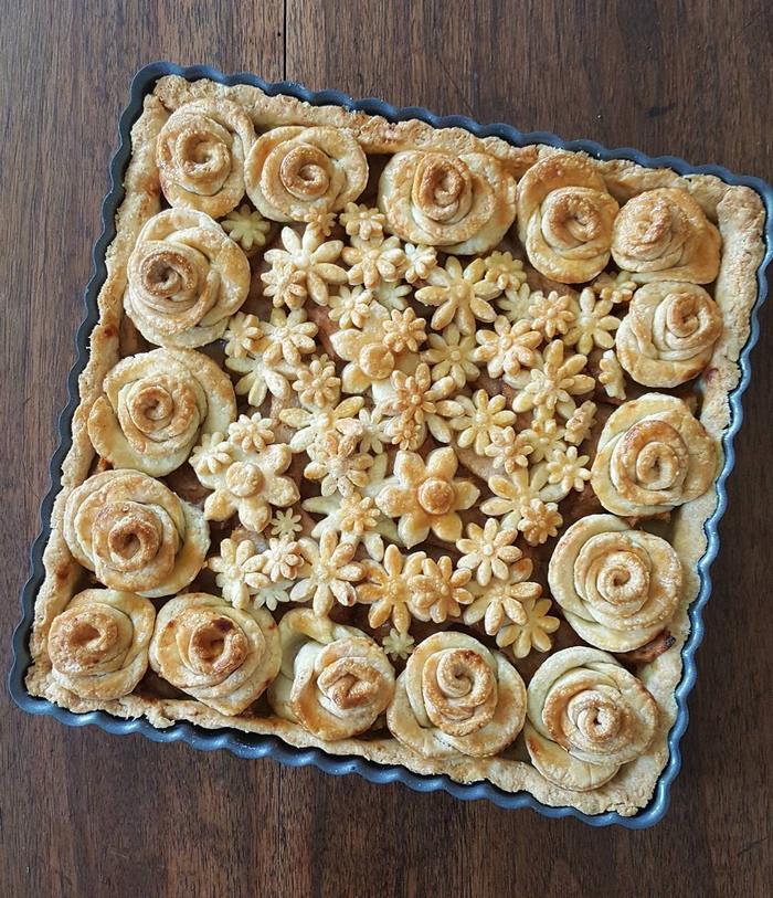 beautiful pie designs 12