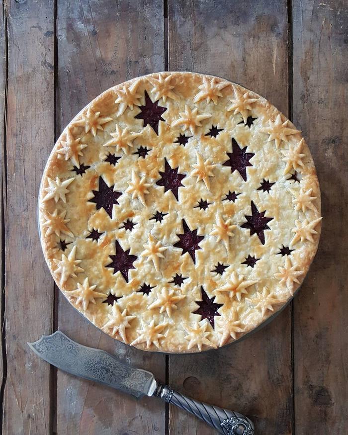beautiful pie designs 13