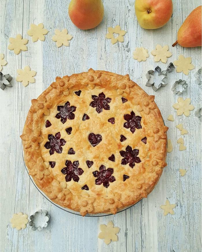 beautiful pie designs 15