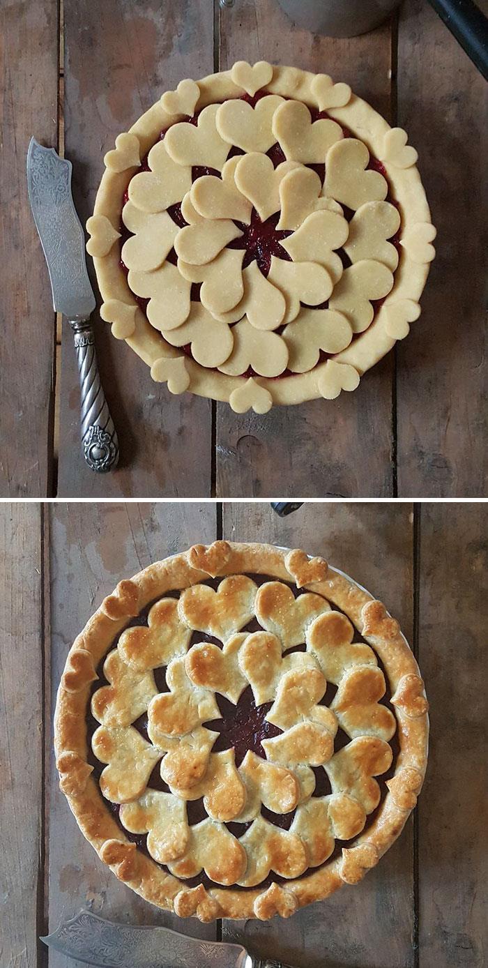 beautiful pie designs 2