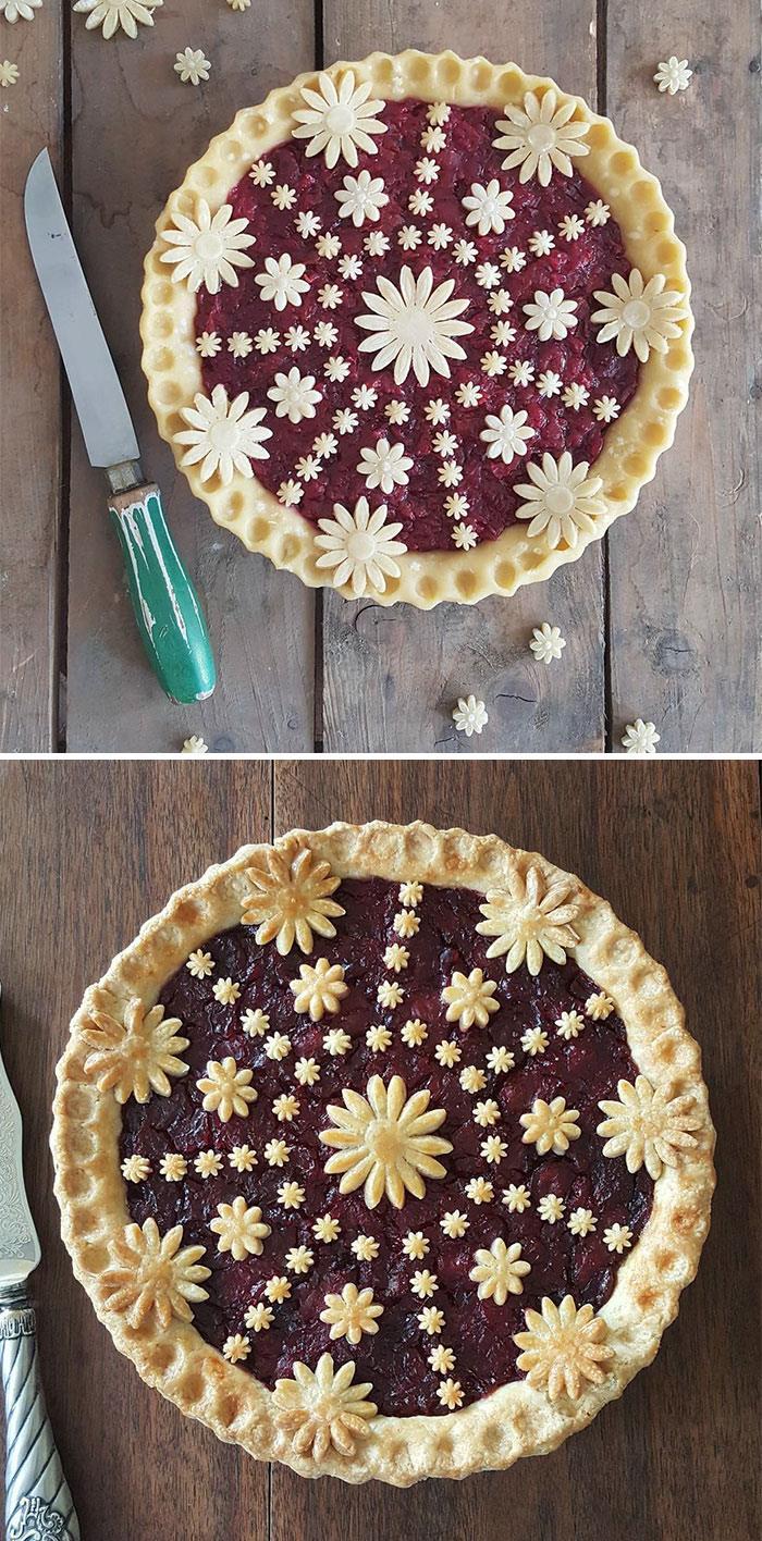 beautiful pie designs 3