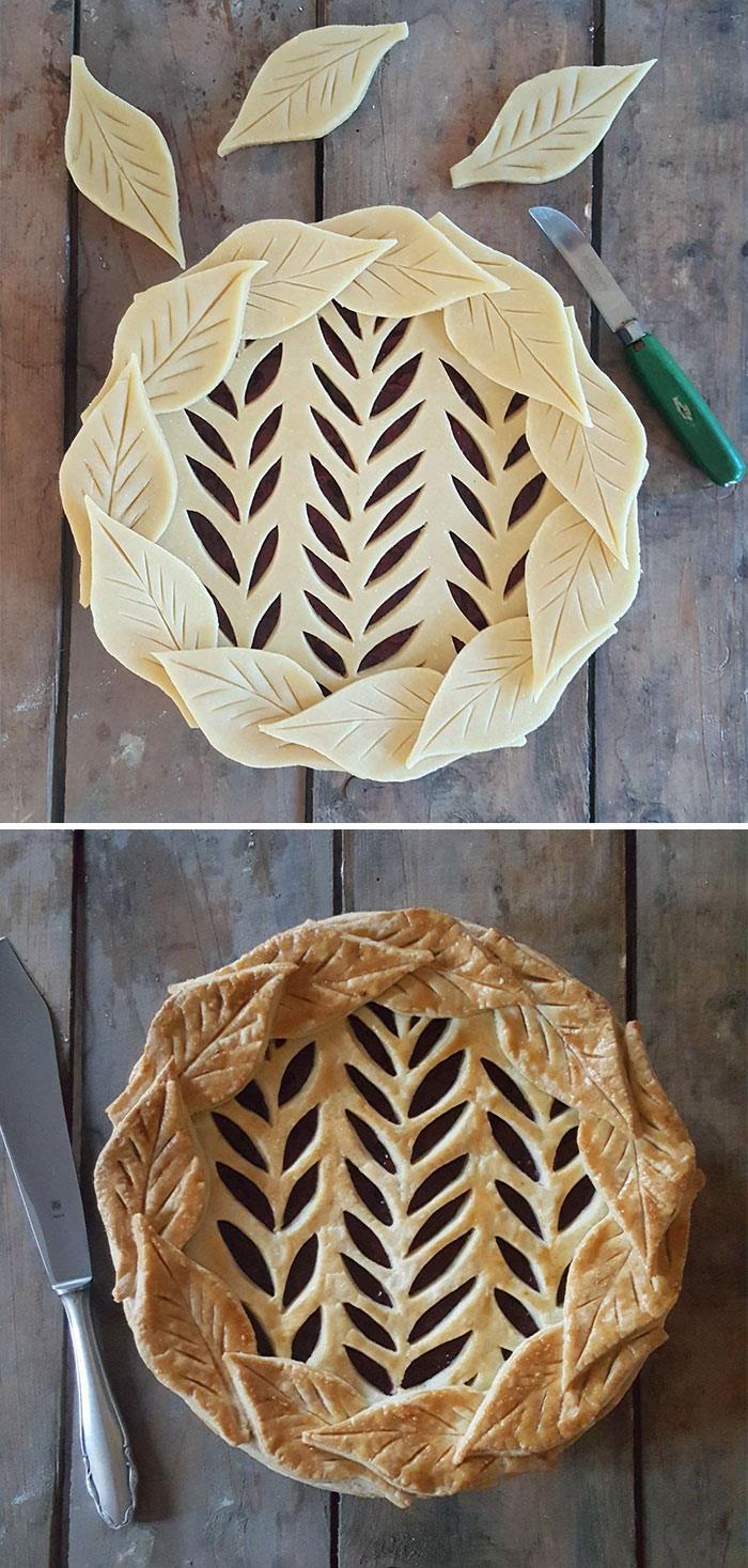 beautiful pie designs 4