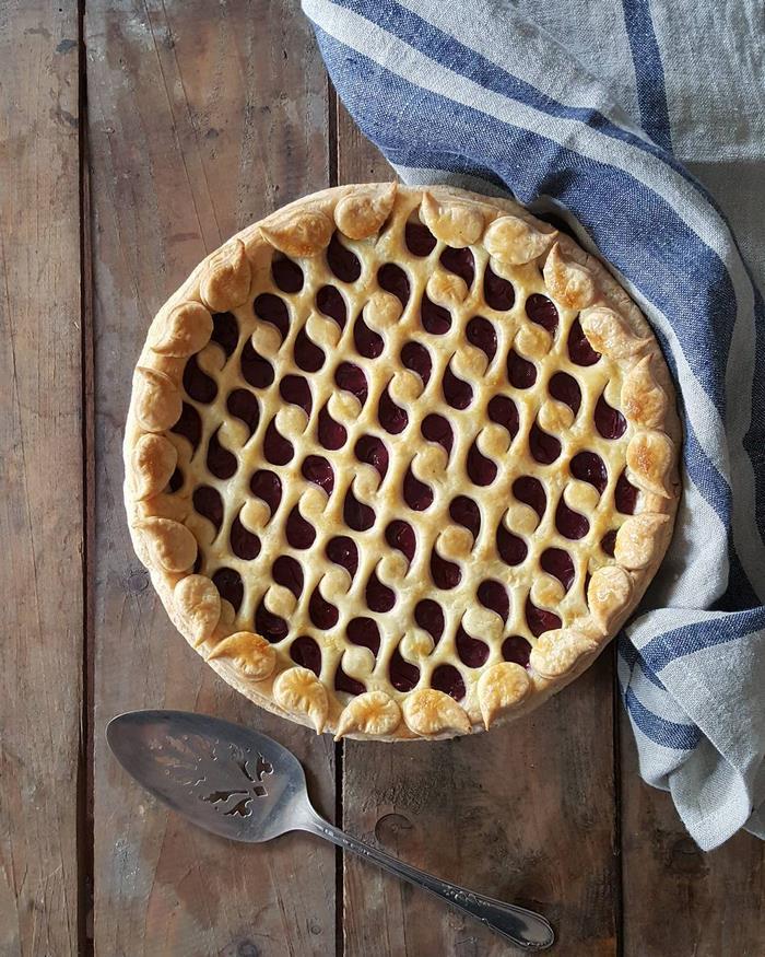 beautiful pie designs 5
