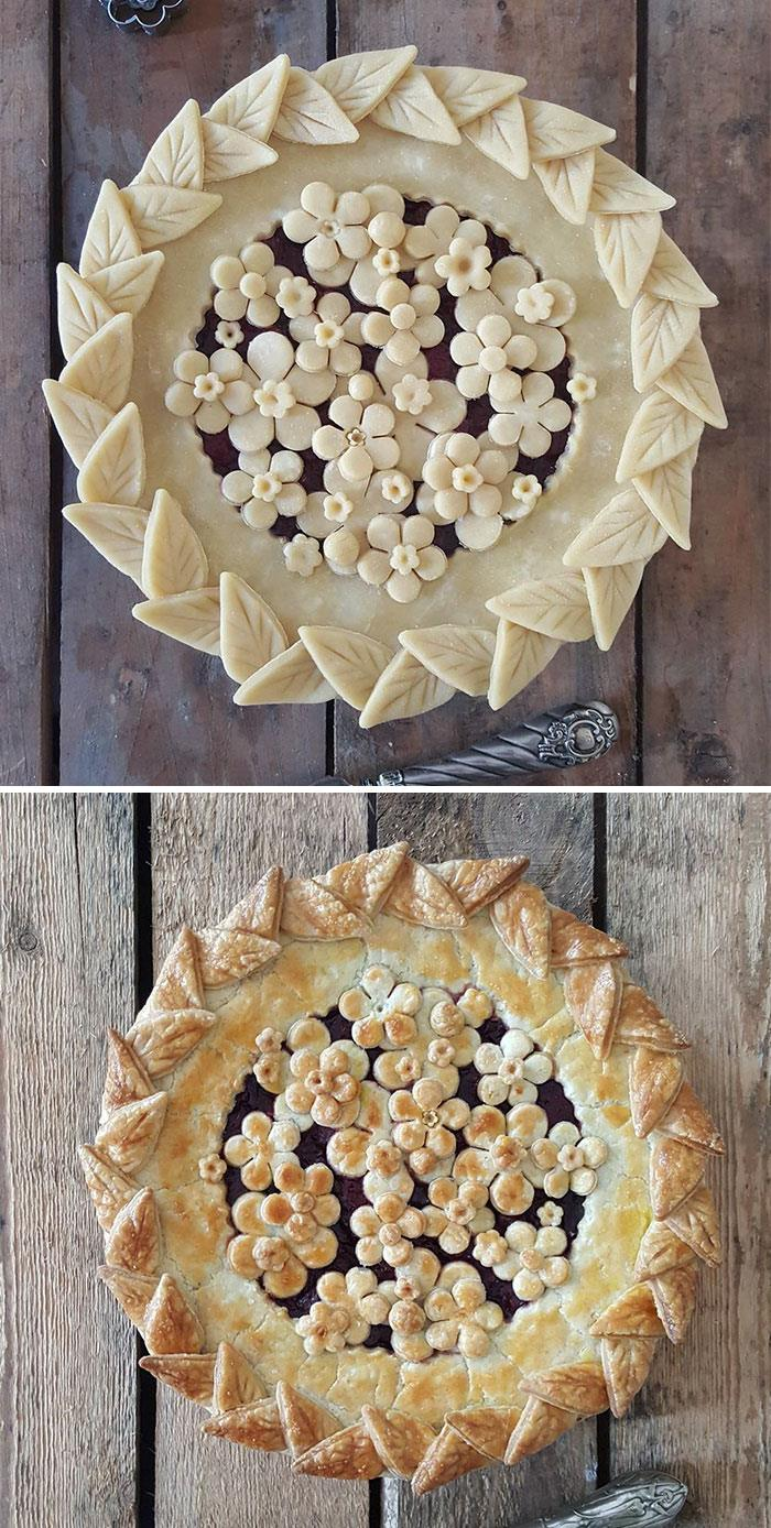 beautiful pie designs 6