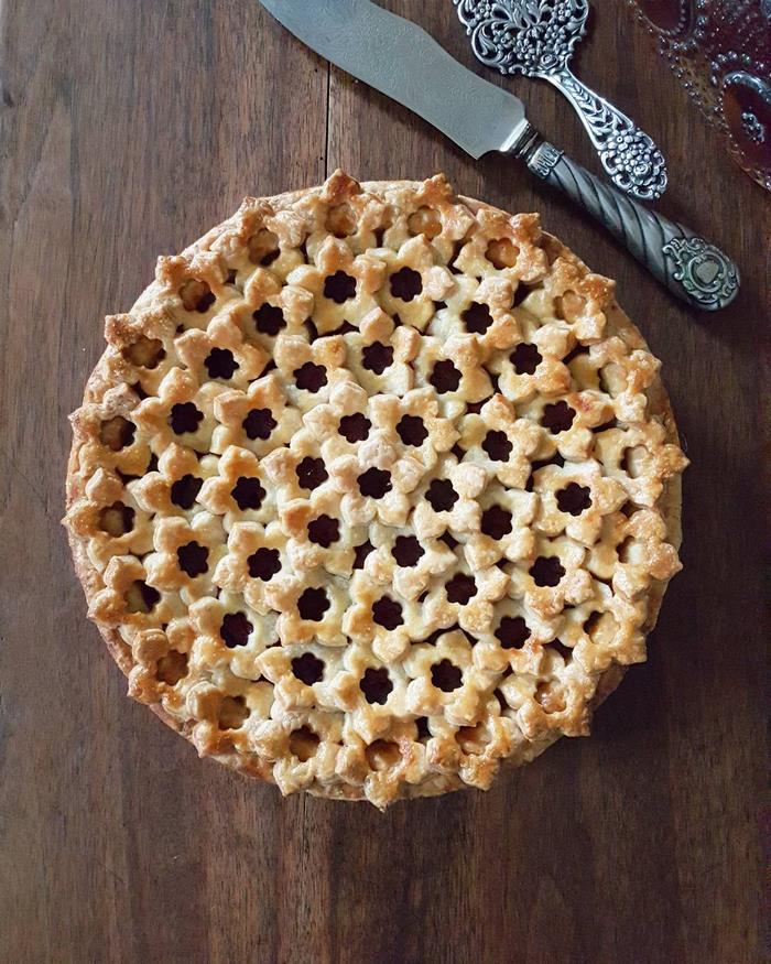 beautiful pie designs 9