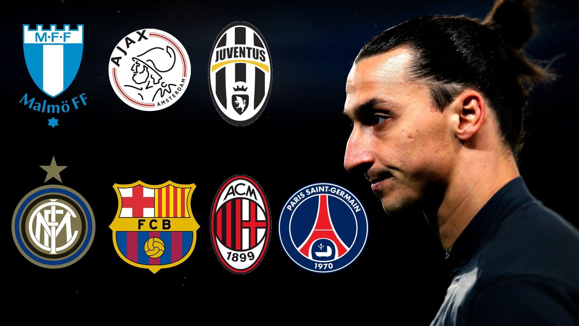 Zlatan Ibrahimovic facts