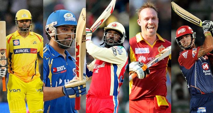 10 Of The Biggest IPL records