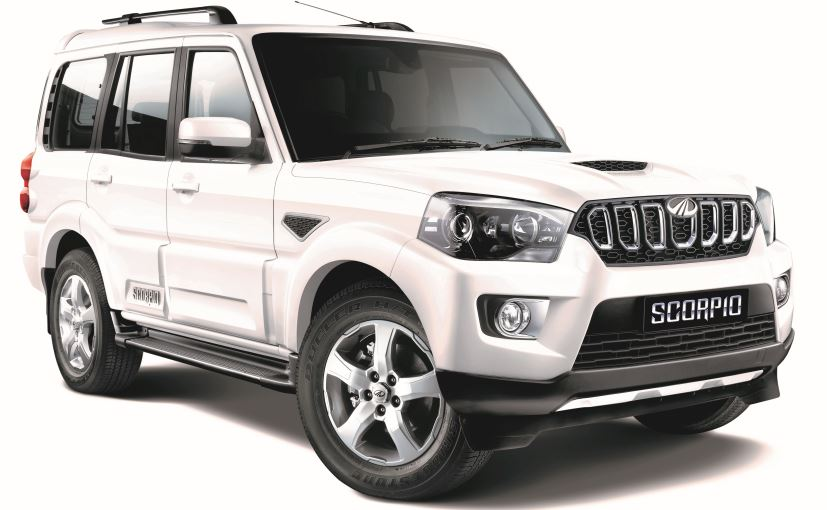 2017 Mahindra Scorpio Facelift Launched in India