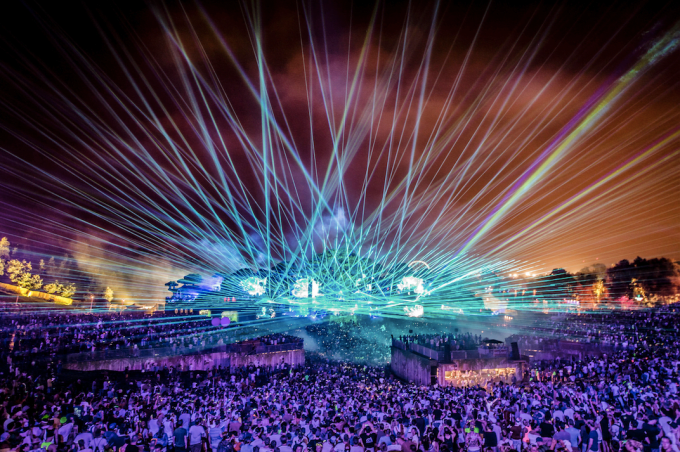 Best EDM Festivals In The World