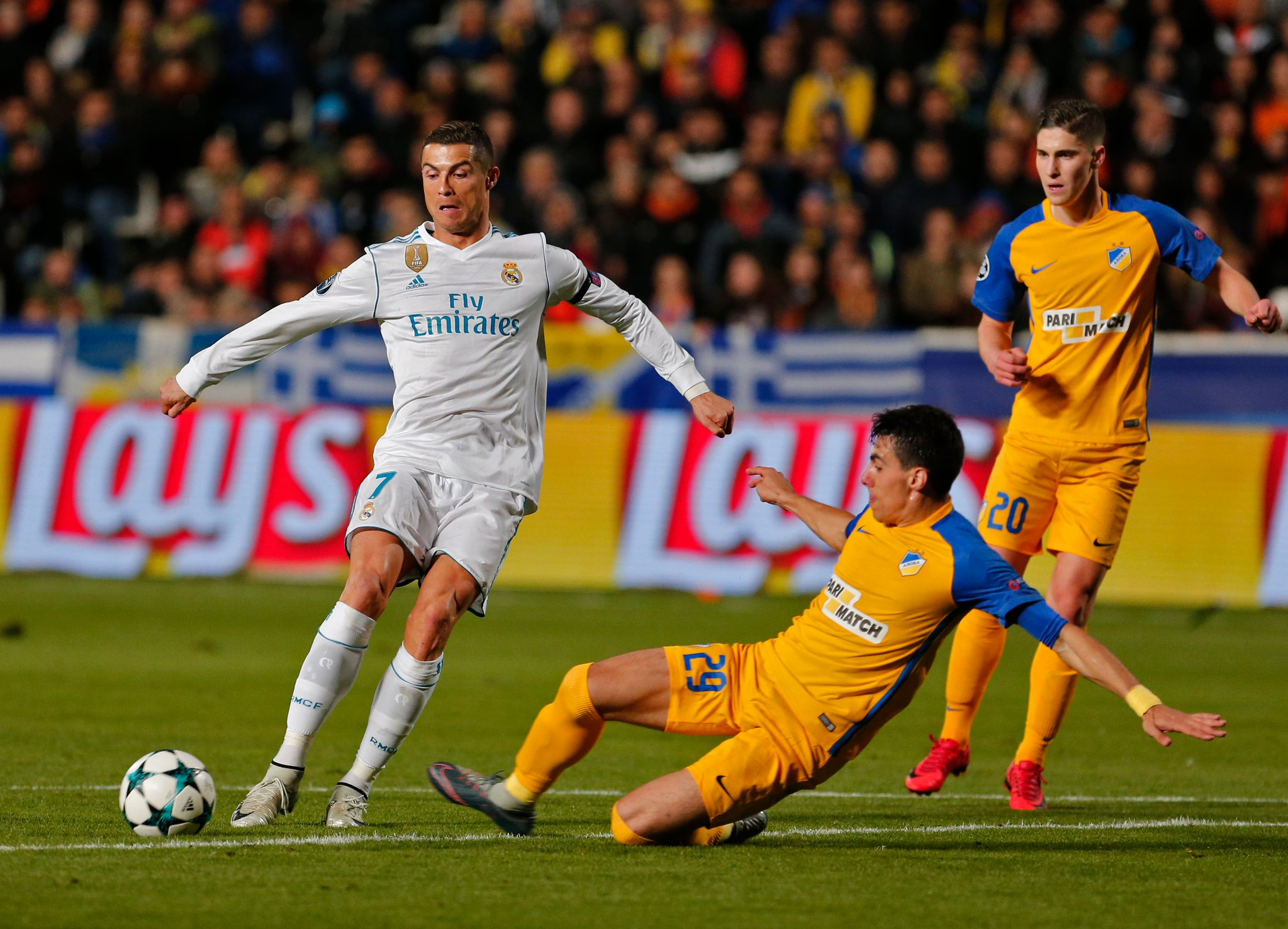 Cristiano Ronaldo goals