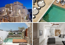 Kensho hotel at Mykonos