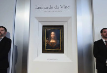 Leonardo Da Vinci's Salvator Mundi (Christ Painting) Sold For $450M. Smashed All The Records!