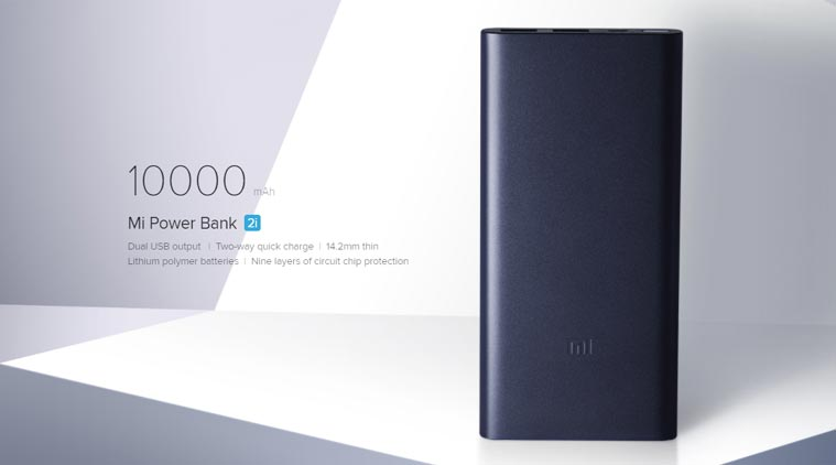 Mi Power Bank 2i 10000mAh