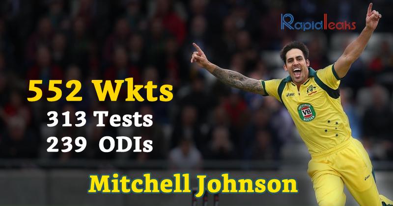 Mitchell Johnson