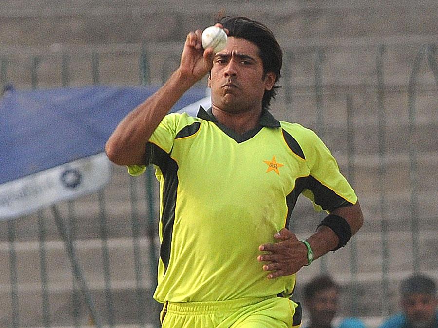 Pakistan's Mohammad Sami