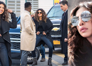 Priyanka Chopra's New Look For Quantico
