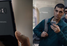 Samsung's New Ad Mocking iPhone X