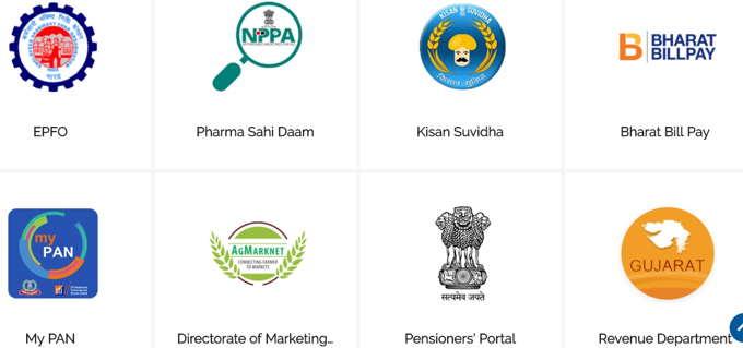 Umang App Services